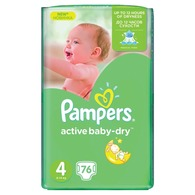 Pampers Giant Pack