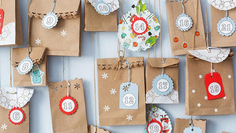 Udělejte s dětmi NEJ adventní kalendář – váš společný