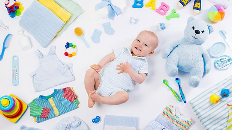 248596114133 Výbava pro miminko  Pořiďte správnou velikost oblečení