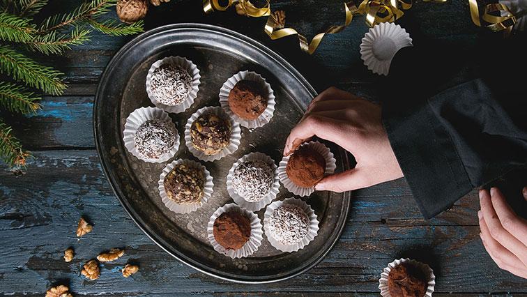 Recepty na vánoční pečivo i pro ty, co nemají čas
