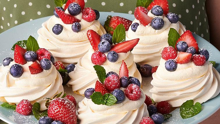 Recepty na nejlepší náplně a krémy do dortu a zákusků