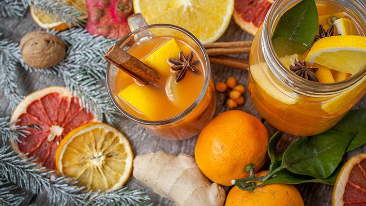 Citrusy – do smoothie, koláčů a jako vánoční ozdoby