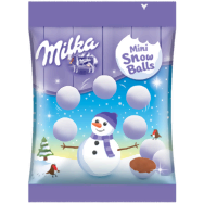 Milka Mini Snow Balls