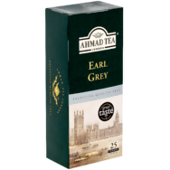 Ahmad Tea Earl Grey čaj