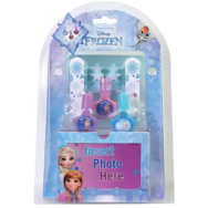 Frozen Ice Cool Nail Storage and Photo Box