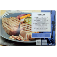 Tesco Steak z tuňáka