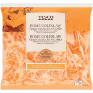 Tesco Coleslaw mix