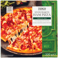 Tesco Pizza