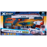 X-Shot Combo Hawk Eye