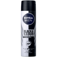 Nivea Black White Invisible Deodorant