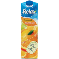 Relax Fruit drink Pomeranč