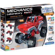 Clementoni Mechanická laboratoř Monster Truck