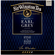 Sir Winston Tea Earl Grey Čaj