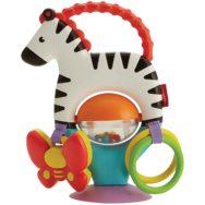 Fisher-Price Zebra s aktivitami