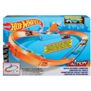Hot Wheels Autodráha Dragstrip Champion