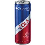 Organics Red Bull Simply Cola