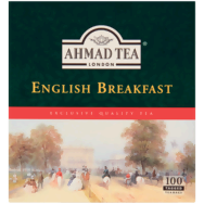 Ahmad English Breakfast Čaj