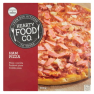 Hearty Food Co. Pizza