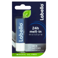Labello Active for Men Pečující balzám na rty 4,8g