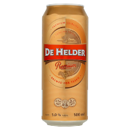 De Holder Premium pivo ležák světlý 500ml