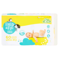Fred & Flo Pleny Ultra Dry 2 Mini 60 ks