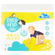 Fred & Flo Pleny Ultra Dry 5 Junior 44 ks