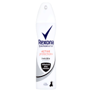 Rexona Active Protection + Invisible antiperspirant sprej 150ml