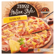Tesco Stonebaked Hawaii pizza 320g