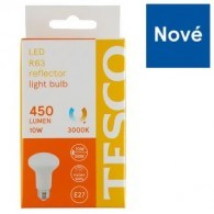 Tesco LED žárovka 10 W (56 W) E27