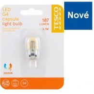Tesco LED žárovka 2.1 W (20 W) G4