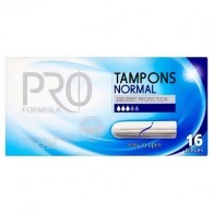 Tesco Pro Formula Normal tampony 16 ks