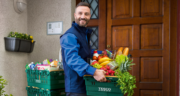All you wanted to know about Tesco Online shopping