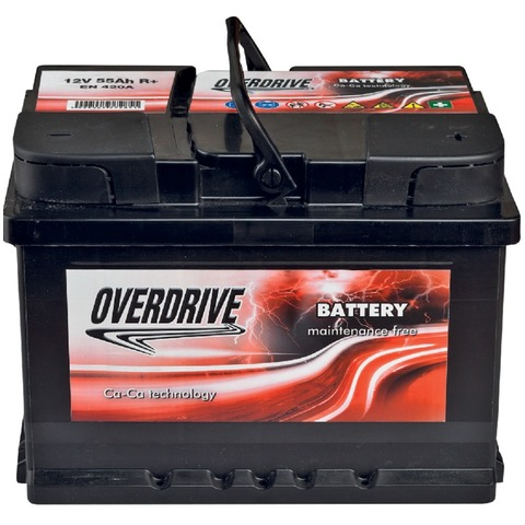 Overdrive Autobaterie