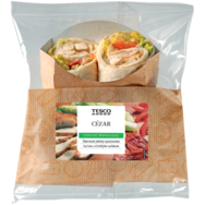 Tesco Wrap Cézar