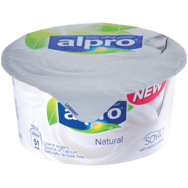 Alpro Rostlinná alternativa jogurtu natural