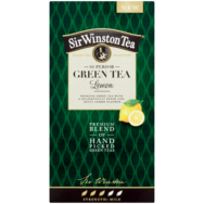 Sir Winston Green Tea Lemon