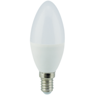 Tesco LED C37 E14 4.1 Žárovka