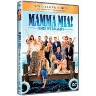 DVD Mamma Mia: Here We Go