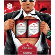 Old Spice Secret Agent