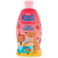 Tesco Kids Šampon, gel a pěna do koupele