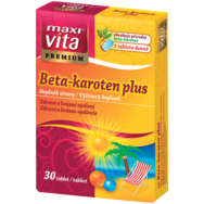 MaxiVita Beta-karoten Plus
