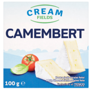 Cream Fields Camembert