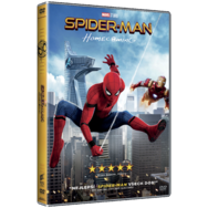 DVD Spiderman Homecoming
