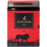 Lion's Gate Red