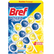 Bref Power Aktiv WC Blok