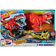 Hot Wheels Autodráha T-Rex