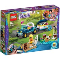 Lego Friends Stephanie a bugina s přívěsem 41364