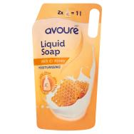 Avouré Milk   honey tekuté mýdlo 1l 85bad11314e