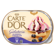 Carte d'Or Blueberry Cheesecake zmrzlina 900ml