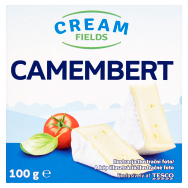 Cream Fields Camembert 100g